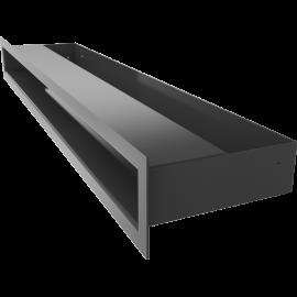 Kratka LUFT czarny 6x60