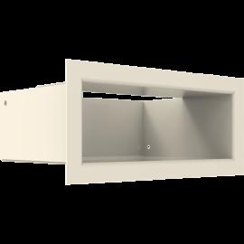 Kratka LUFT biały 9x20