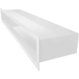 Kratki LUFT biały 9x60