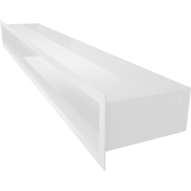 Kratka LUFT biały 9x80