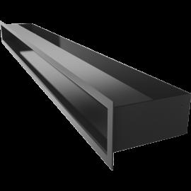 Kratka LUFT czarny 9x100