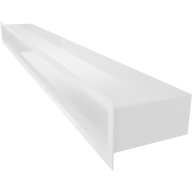 Kratki LUFT biały 9x100