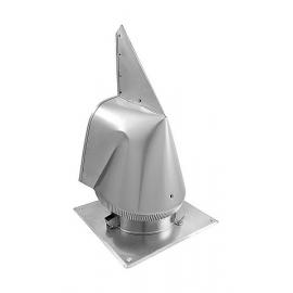 Obrotowa nasada kominowa Rotowent Ø150 podstawa kwadratowa R0...CHCH