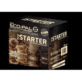 Podpałka ekologiczna ECO STARTER - 50 szt w op.