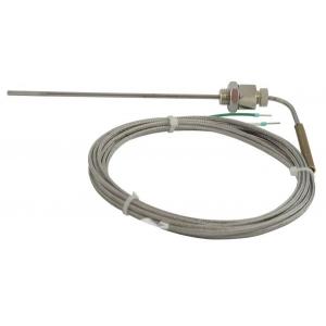 Czujnik służy do pomiaru temperatury spalin do regulatorów: RT-08OM/OMG, RT-08OS/OSG, RT-08SAC.