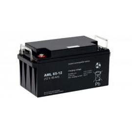 Zasilanie awaryjne i akumulatory - AKUMULATOR AGM 65 Ah