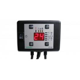 Termostat do kotłów CO na paliwa stałe SP1/RT9
