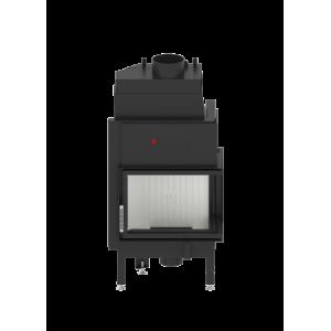 Wkład kominkowy AQUASYSTEM 54x39.R 10,3 kW