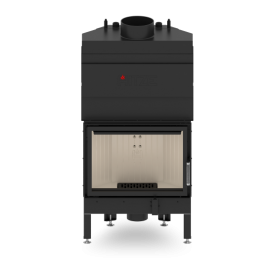 Wkład kominkowy AQUASYSTEM 59x43.S 13,5 kW