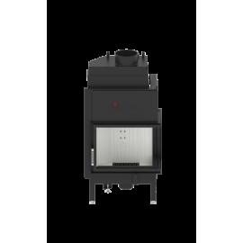Wkład kominkowy AQUASYSTEM 59x43.R 13,5 kW