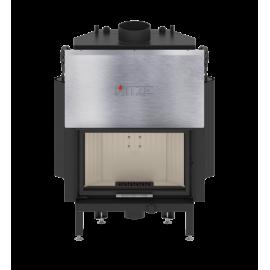 Wkład kominkowy AQUASYSTEM 68x43.LG 16 kW
