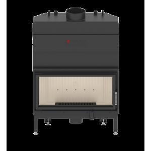 Wkład kominkowy AQUASYSTEM 90x41.S 21 kW