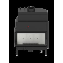 Wkład kominkowy AQUASYSTEM 90x41.L 21 kW