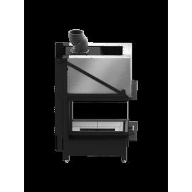 Wkład kominkowy TRINITY TRI54x80x53.G 11 kW