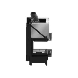 Wkład kominkowy TRINITY TRI54x54x53.G 10 kW