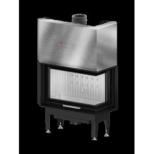 Wkład kominkowy HST68x43.RG13,2 kW