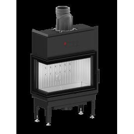 Wkład kominkowy HST 68x43.L 9,3 kW