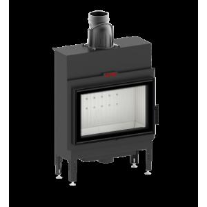 Wkład kominkowy HST 68x43.S 9,3 kW