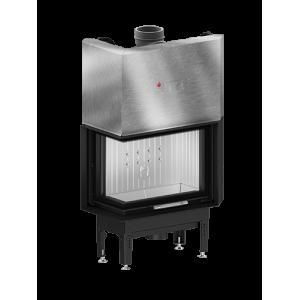 Wkład kominkowy HST 59x43.LG 12,2 kW