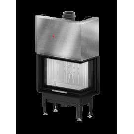 Wkład kominkowy HST 59x43.RG 12,2 kW