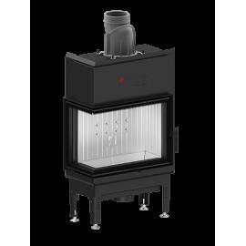 Wkład kominkowy HST 59x43.L 7,6 kW