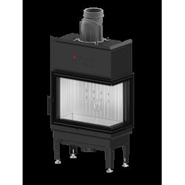 Wkład kominkowy HST 59x43.R 7,6 kW