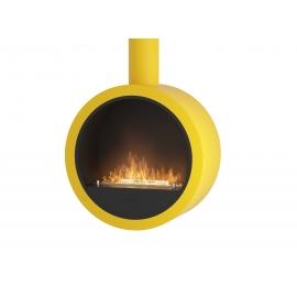 Biokominek INFIRE INCYRCLE żółty